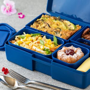 Lunchbox Middle East Eggah omelets